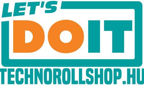 Technorollshop logo Új nagyobb szoveg